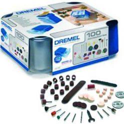 assortimento ad alto valore aggiunto di accessori per tagliare, forare, levigare, smerigliare, pulire e lucidare