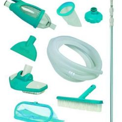 KIT- MANTENIMENTO- E- PULIZIA -PER -PISCINE -DELUXE-INTEX