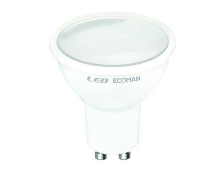 LAMPADA SPOT LED GU10 6W 100° 550/580LM