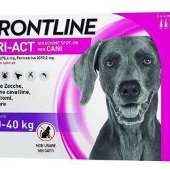 "FRONTLINE TRI-ACT SPOT-ON PER CANI ""L"""