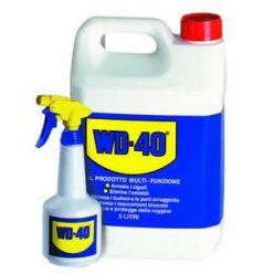 WD-40- LUBRIFICANTE -MULTIUSO- 5- FUNZIONI- ML-5000
