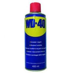 WD-40 LUBRIFICANTE SPRAY MULTIUSO 5 FUNZIONI ML.400