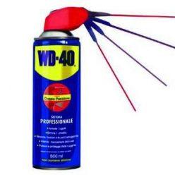 WD-40 LUBRIFICANTE SPRAY MULTIUSO 5 FUNZIONI ML.500