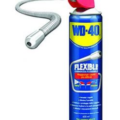 WD-40 LUBRIFICANTE SPRAY MULTIUSO FLEXIBLE ML.600
